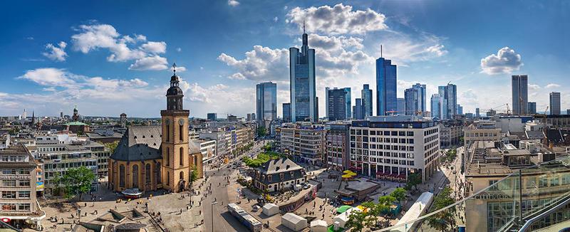 """""""فرانكفورت"""" أكثر المدن استدامة في العالم.. و""""دبي"""" الثالثة والثلاثين"""