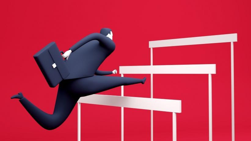 6 سبل لمواجهة التحديات في العمل