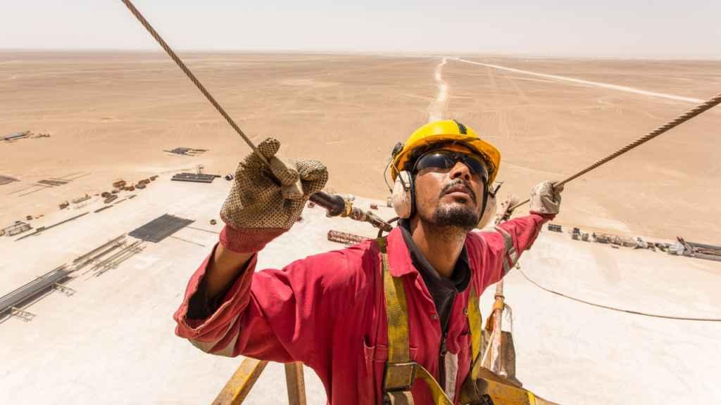 Bp Oman Oil Extend License Area Of Khazzan Gas Field