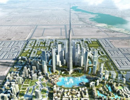 Saco In Jeddah >> Jeddah Economic City gets loan for world's tallest tower project