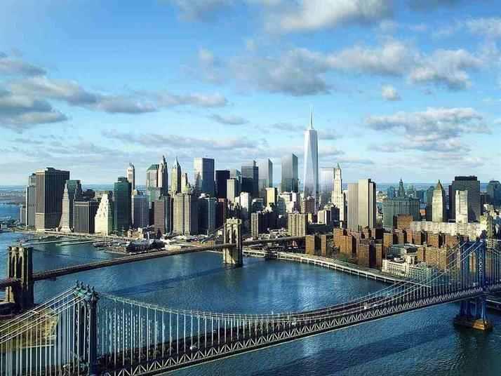 """بالصور: """"نيويورك"""" تتصدر أفضل مدن العالم التي يفضل الشباب العيش فيها.. و""""دبي"""" الـ50"""