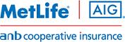 MetLife AIG ANB Cooperative Insurance Company.