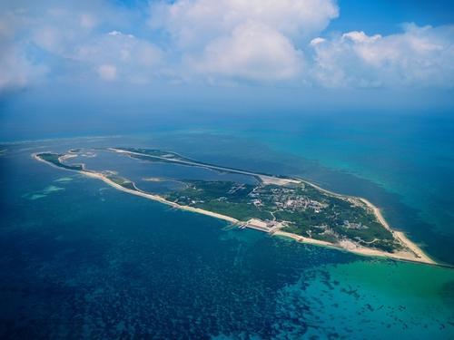 ما السبب الحقيقي وراء إصرار الصين على تشييد الجزر في بحر الصين الجنوبي؟