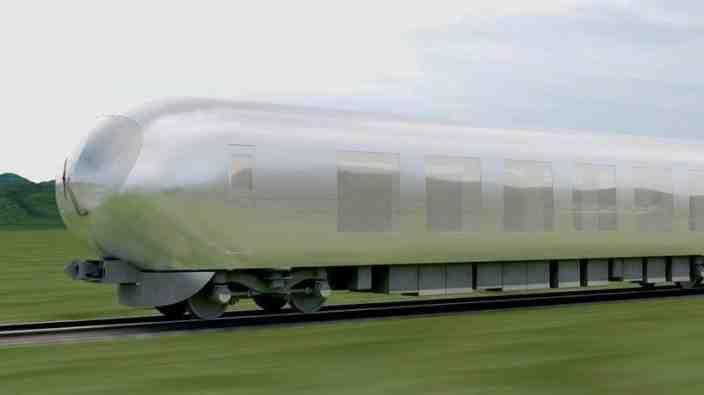 2018 اليابان تخطط لإطلاق قطار