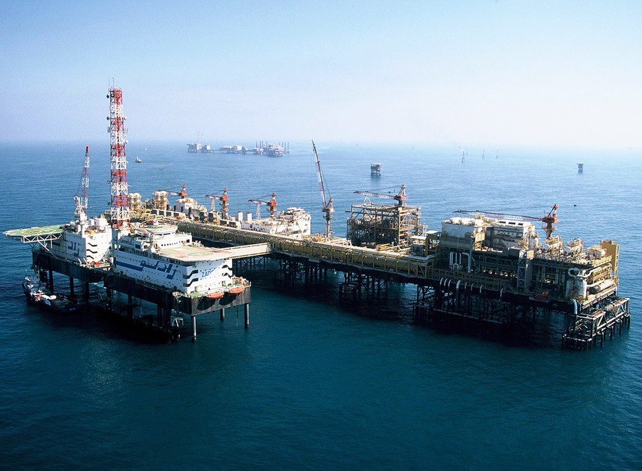 Abu Dhabi's ADNOC to split offshore oil concession