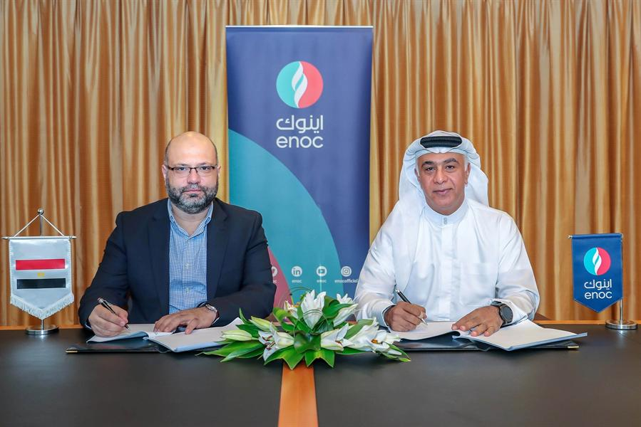 UAE's ENOC sets up Egypt operations with joint venture deal