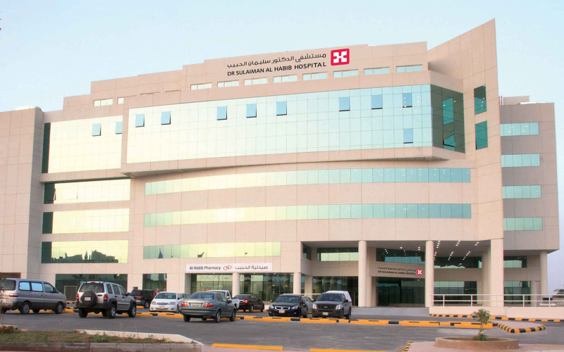 Sulaiman Al Habib Group to build SAR 3 bln hospitals in Jeddah