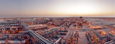 Expansion of Khurais oilfield