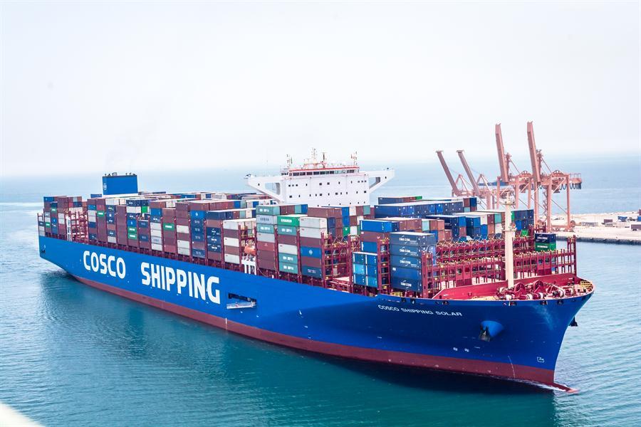 King Abdulaziz Port in Dammam receives one of world's