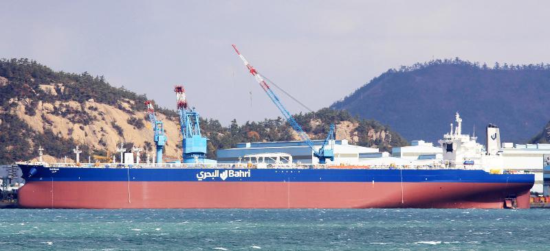 Bahri adds VLCC 'Qamran' to its fleet
