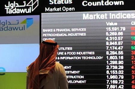215fdde158901 السوق السعودي ينهي النصف الأول 2018 على ارتفاع بـ 15 %.. وأسهم 6 شركات  بتروكيماويات ضمن الـ10 الأكثر ارتفاعا