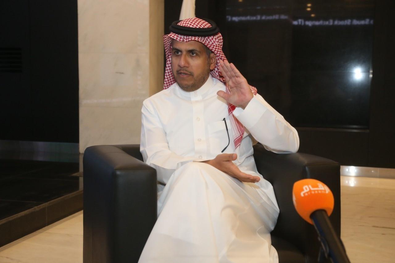 """مدير """"تداول"""" لـ""""أرقام"""": وزن """"أرامكو"""" في السوق السعودي ..."""