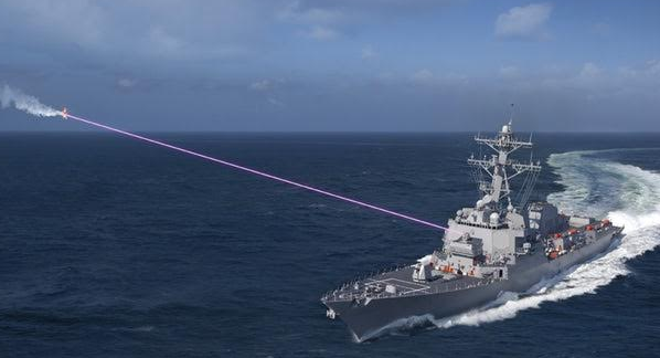 """""""لوكهيد مارتن"""" تفوز بعقد قيمته 150 مليون دولار لتزويد البحرية الأمريكية بسلاح ليزر 9b2dfd2b-0588-4aa5-969f-0934d75cea21"""
