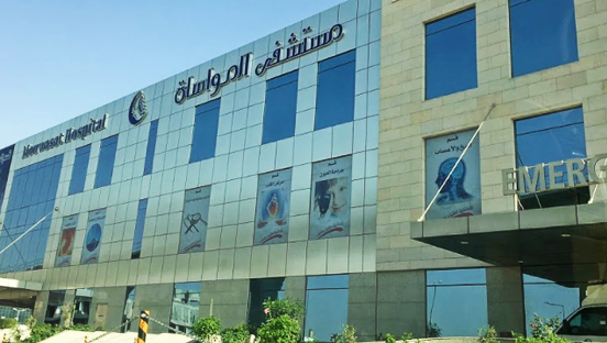 Mouwasat achieves 74% of expansion works at Dammam hospital