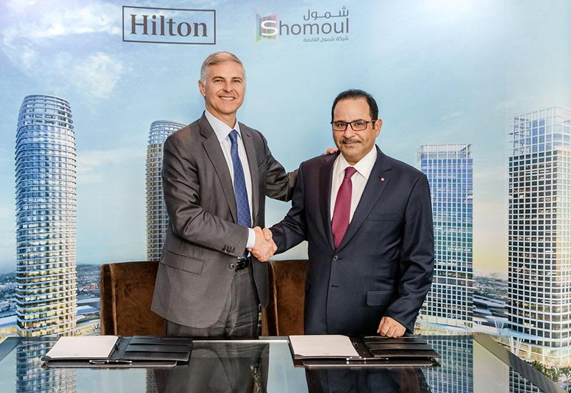 Saudi's Shomoul inks deal with Hilton to operate hotels in Riyadh