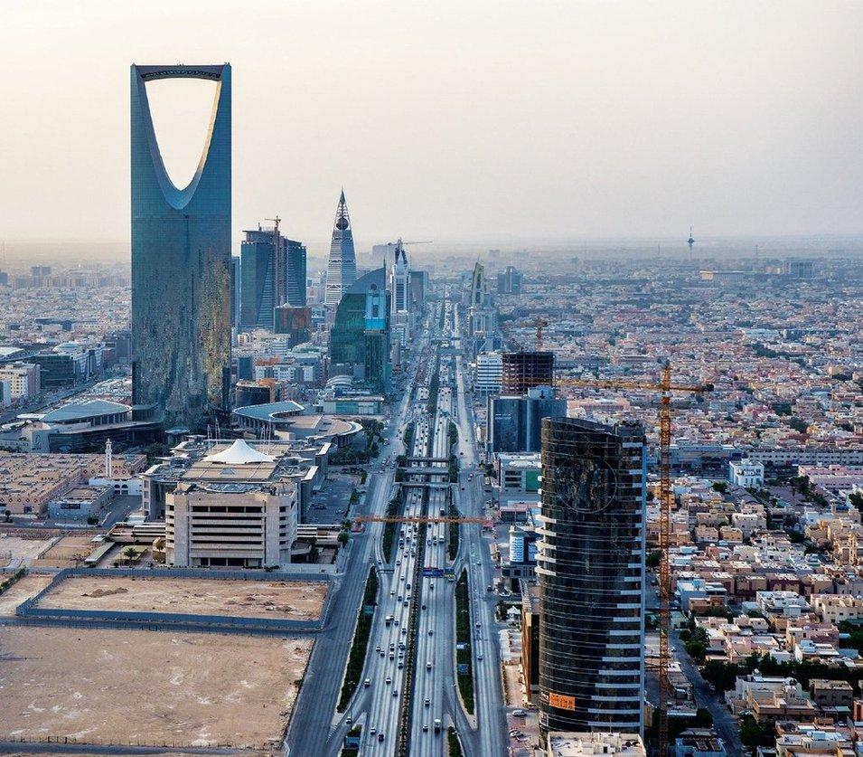 Metro Riyadh