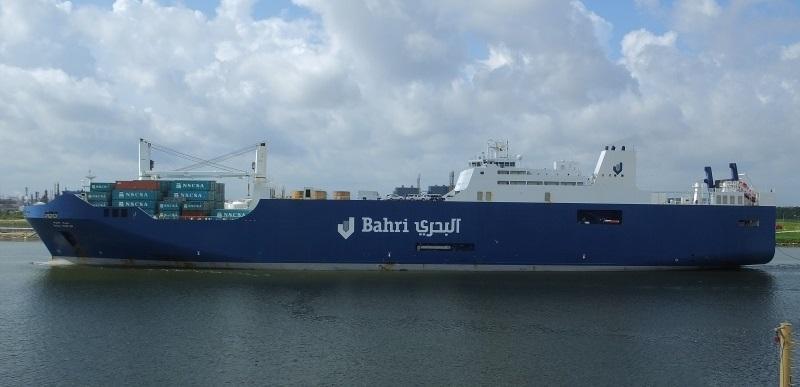 Transport authority raises Saudi flag on Bahri's fifth VLCC