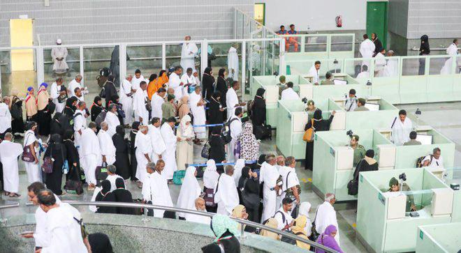 Jeddah airport handles record traffic in 2017