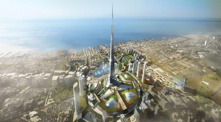 Work 'soon' to resume on world's tallest tower in Saudi Arabia