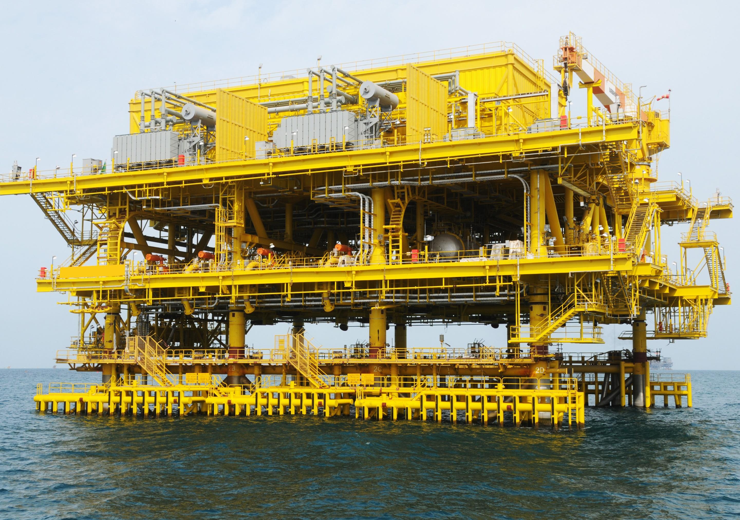 Saudi Aramco awards offshore EPCI contract to McDermott