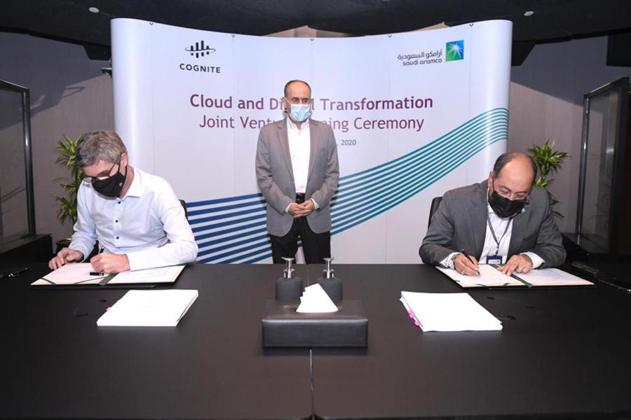 Saudi Aramco и Cognite создадут СП для разработки цифровых технологий для нефтегаза