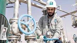 مشروع تخزين الغاز في الحوية