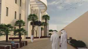 مشروع مجمع القصر (2) التعليمي
